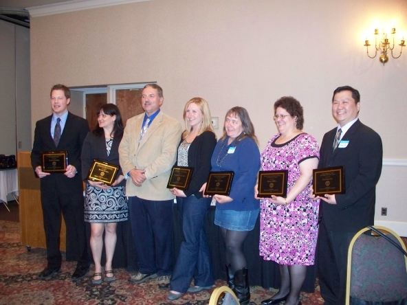 2011 MCSS Award Recipients